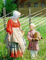 Nothern Folk Costume
