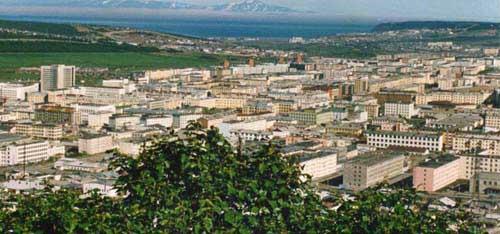 Magadanskaya oblast