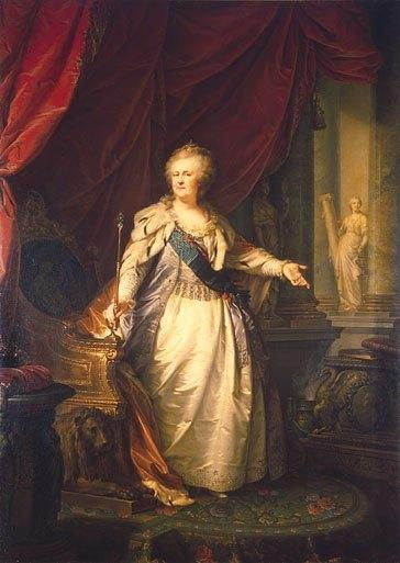 "Empress Catherine II ""the Great"""
