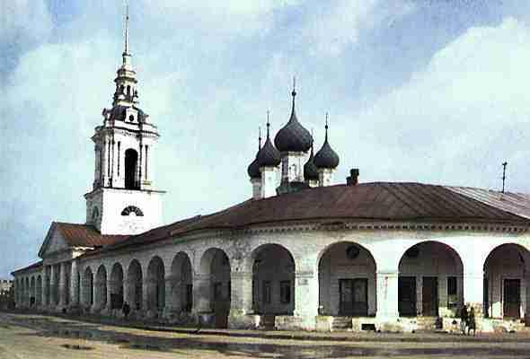 Достопримечательности Костромы и что посмотреть в