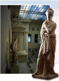 Гос музей изобразительных искусств