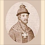 "Fedor Ivanovich, son of Ivan the <a href=""/guides_e/3117.html""><b>Terrible</b></a>, last from <b>Rurikovichi</b>"