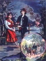 Лубок. 1897 г.
