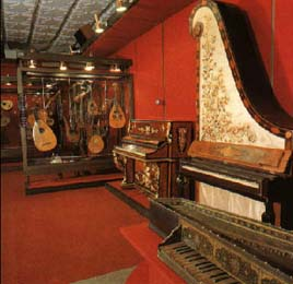 The Glinka Museum of Musical Culture