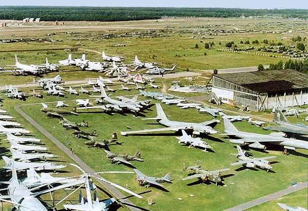 Central Museum of Air Forces